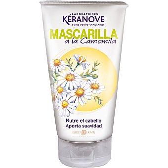 Keranove Mascarilla a la Camomila nutre y suaviza el cabello Tubo 150 ml