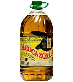 Oleo Cazorla Aceite de oliva virgen extra Botella de 5L