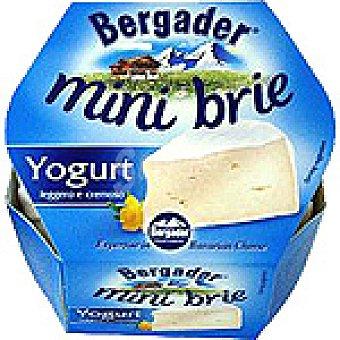 Bergader Queso mini Brie Yogurt Envase 150 g