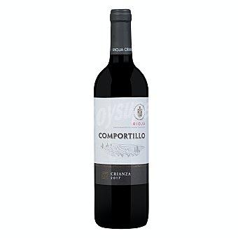 Comportillo Vino tinto rioja crianza Botella 750 ml