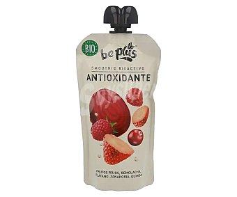 BEPLUS Preparado de frutas : frutos rojos remolacha, plàtano, zanahoria y quinoa 150 g