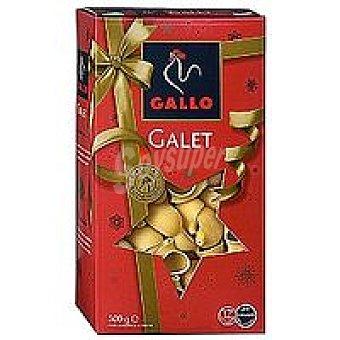 Gallo Galet Nadal al huevo Paquete 500 g