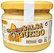 Salsa queso Tarro de 300 gr Hacendado