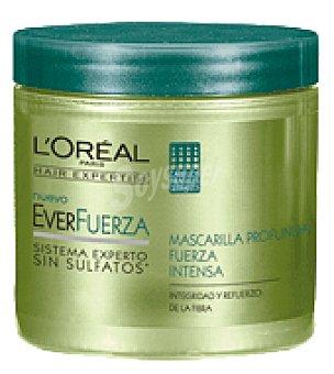 L'Oréal-Hair Expertise Mascarilla profunda fuerza intensa EverFuerza para cabellos frágiles quebradizos 200 ml