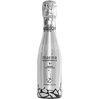MARINA Espumante vino espumoso de fermentación Natural Botella 20 cl