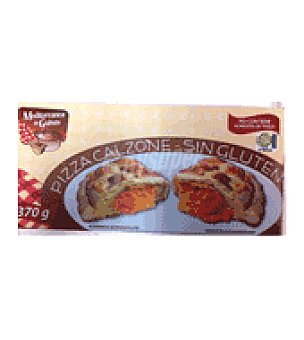 Mediterranea de Guisos Pizza calzone 370 g.