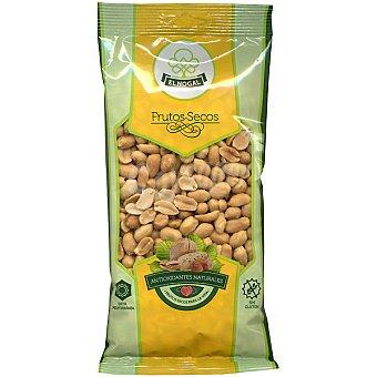 El Nogal Cacahuetes repelados salados Bolsa 250 g