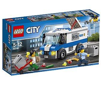 LEGO City Juego de construcciones con 138 piezas Transporte de dinero, City 60142 lego