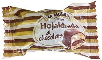 La Muralla Surtido granel hojaldrada al chocolate  50 g
