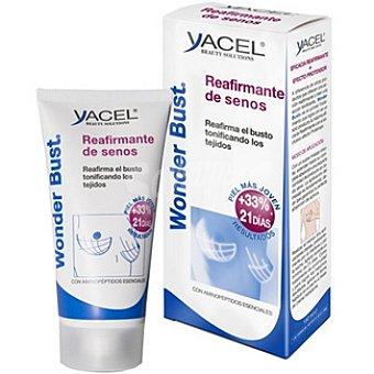 YACEL Wonder Bust Crema reafirmante de senos Tubo 200 ml