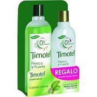 Timotei Champú de hierbas Bote 400 ml + Acondicionador