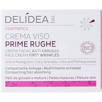 DELIDEA Bio crema facial primeras arrugas Envase 50 g