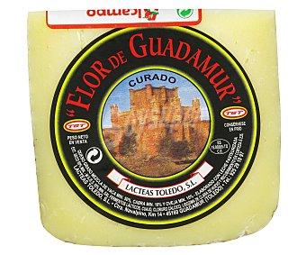Flor de guadamur Queso mezcla curado 300 gramos aproximados