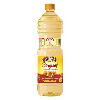 Borges Aceite de girasol Borgesol Botella de 1 l