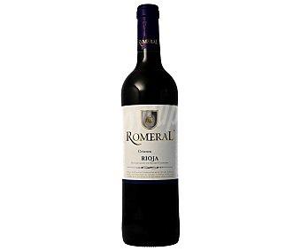Romeral Vino Tinto Crianza Rioja Botella 75 cl
