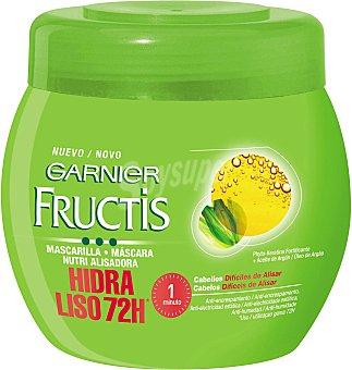 Fructis Garnier Mascarilla hidra-liso 300 ML
