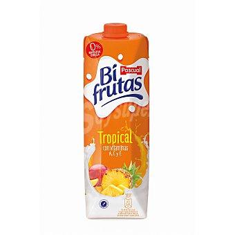 Bifrutas Pascual Zumo y leche Tropical 1L