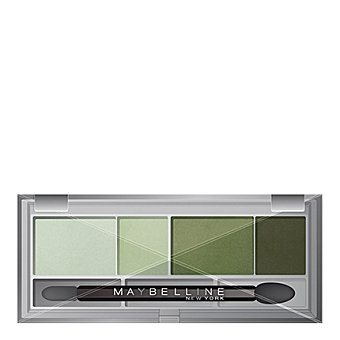 Maybelline New York Sombra de ojos Eye Studio Quads 04 glamour verts 1 ud