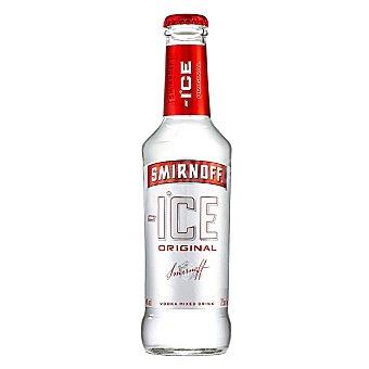 Smirnoff Combinado de vodka con limón ice Botella 275 ml