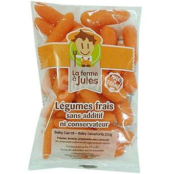 LA FERME A JULE Zanahorias baby bolsa 250 g Bolsa 250 g