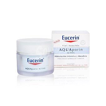 Eucerin Aquaporin Active crema hidratante para piel normal y mixta Tarro 50 ml