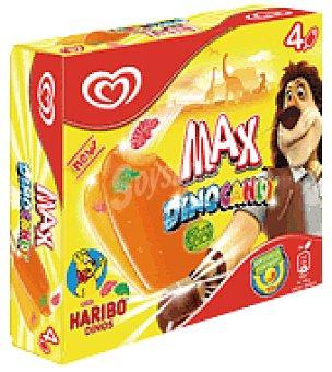 Frigo Helado Max Dinocandy 4 ud