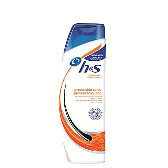 h&s champú anticaspa Prevención caída frasco 385 ml