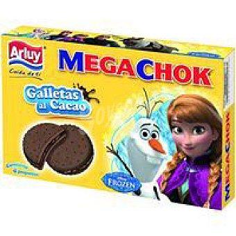 Arluy Galleta al cacao Megachok Caja 208 g