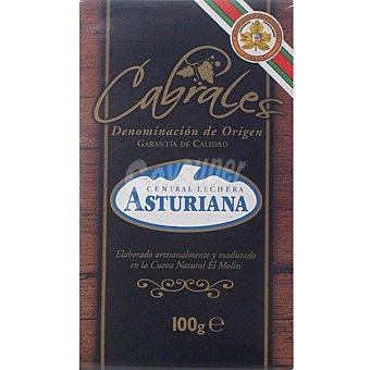 Central Lechera Asturiana Queso de cabrales porción Envase 100 g