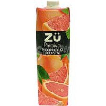 Zü Premium Néctar de pomelo Brik 1 litro