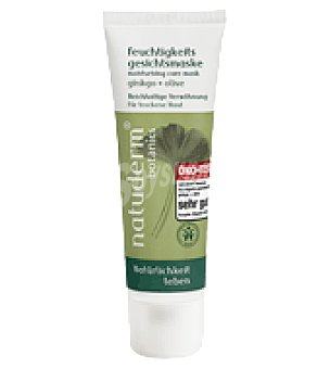 Natuderm Mascarilla Hidratante Ginkgo & Oliva 50 ml