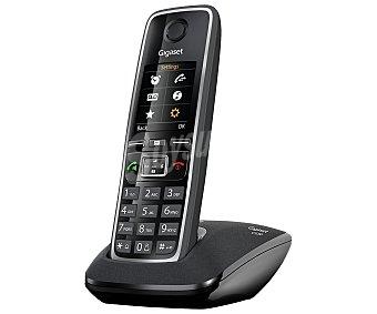 Gigaset Teléfono inalámbrico Dect C530, identificador de llamadas, agenda, registro de llamadas, manos libres identificador de llamadas, agenda, registro de llamadas, manos libres