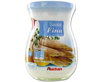 Auchan Salsa fina Frasco de 450 ml