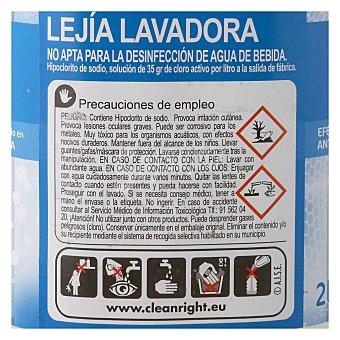 Carrefour Lejía lavadora con efecto antirrotura 2 l