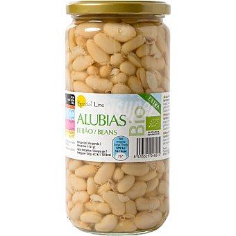 Special Line Alubias blancas al natural extra Bio Envase 660 g