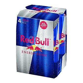 Red Bull Bebida energética Pack 4 uds. x 355 ml