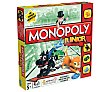 Juego de mesa infantil Monopoly Junior, de a 4 jugagores, monopoly.
