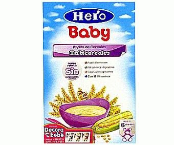 Hero Baby Papilla Multicereales 1200 Gramos