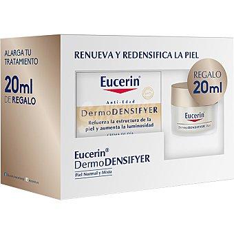 EUCERIN Dermodensifyer día crema hidratante con SPF15 para todo tipo de pieles  tarro 50 ml