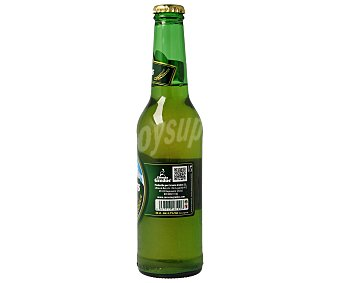 GREDOS Cerveza artesana rubia Botella de 33 centilitros