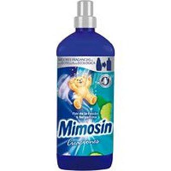 MIMOSIN Creaciones Suavizante azul Botella 55 dosis