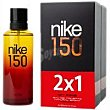 Colonia para hombre On Fire Pack 2 x 150 ml Nike