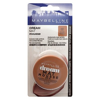 Maybelline New York Maquillaje mousse Nº32 Tarro 18 cc