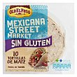 Tortillas mejicanas de maíz sin gluten Paquete 208 g (10 u) Old El Paso