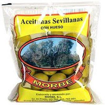 Morbe Aceitunas enteras Bolsa 100 g
