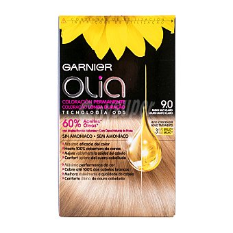 Olia Garnier Tinte Light Blond (rubio Claro) 9.0 1 Unidad