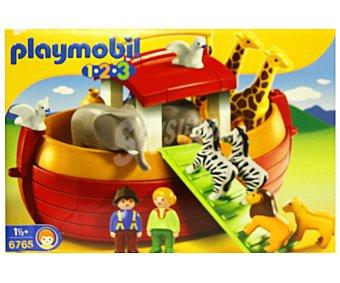 PLAYMOBIL Conjunto de Juego Maletín Arca de Noé, Modelo 6765 1 Unidad