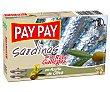 Sardinas en aceite de oliva 88 g Pay Pay