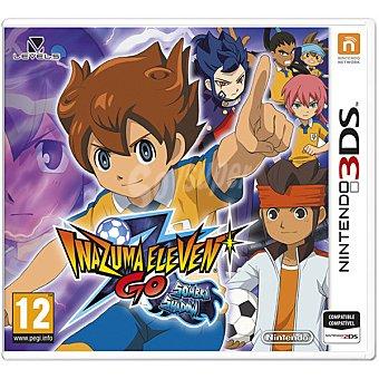 Nintendo Videojuego Inazuma Eleven Go: Sombra para 3DS 1 unidad