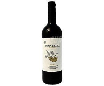 LUNA NEGRA Vino tinto reserva con denominación de origen La Mancha 75 Centilitros